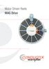 Motor Driven Reels - MAG Drive