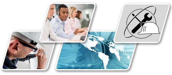 全球 - 支持 - 维修 - 服务 - 康稳