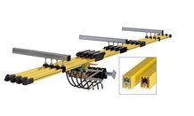 "Single Pole insulated Conductor Rail ""Single PowerLine 0812"""