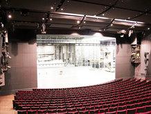 Lighting bridges in a theatre
