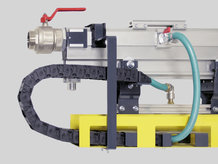 Compressed Air and Electric Supply System of Conductix-Wampfler