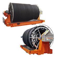 电动电缆卷筒 - 远程 [LR] 系列